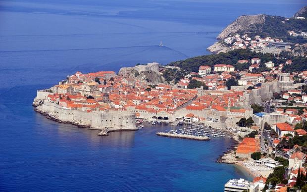 Dubrovnik, Croatia. Copyright by Suresh Krishna.