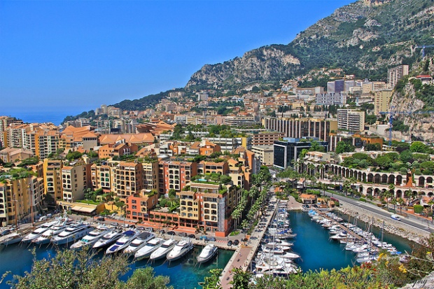 Monaco. Picture found on Flickr