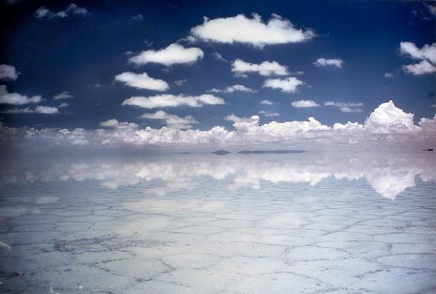 Salar de Uyuni, Bolivia. Copyright by Alex Rossi.