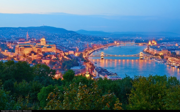 Budapest, Hungary. Copyright by Moyan Brenn.