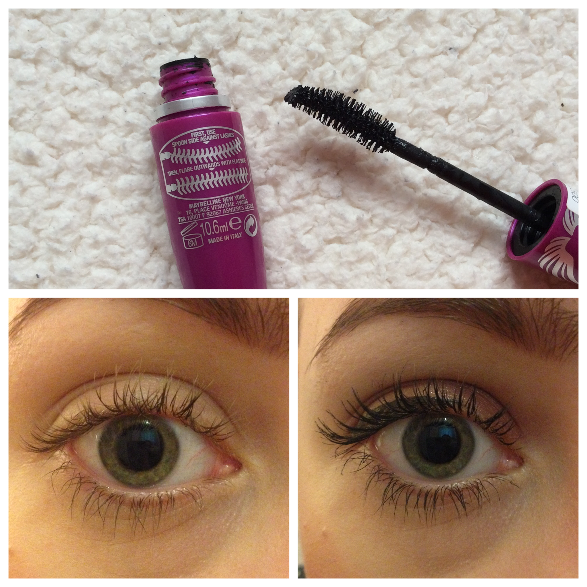 Review: Maybelline Falsies Flared Mascara – lissybeauty