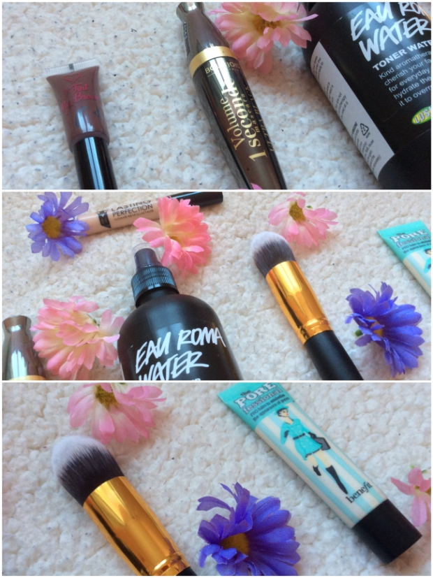 December Favourites Collage